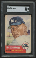 1953 Topps #82 Mickey Mantle (SGC Authentic)