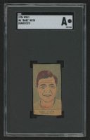 1926-27 W512 #6 Babe Ruth (SGC Authentic)
