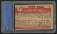 1953 Bowman Color #59 Mickey Mantle (PSA 7) (MC) at PristineAuction.com
