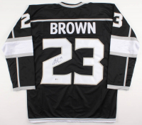 Dustin Brown Signed Jersey (Beckett COA) at PristineAuction.com