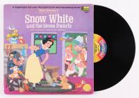 "Walt Disney's ""Snow White and the Seven Dwarves"" Vinyl Record Album"