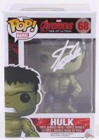 "Stan Lee Signed ""Avengers: Age of Ultron"" #68 Funko Pop! Vinyl Bobble-Head Figure (Radtke COA & Lee Hologram)"