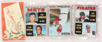 1970 Topps Baseball Unopened Christmas Rack Pack with (12) Cards