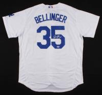 Cody Bellinger Signed Los Angeles Dodgers Majestic Jersey (PSA Hologram) at PristineAuction.com