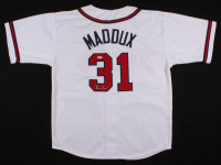 Greg Maddux Signed Atlanta Braves Jersey (PSA Hologram)