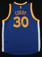 Stephen Curry Signed Golden State Warriors Adidas Jersey (PSA Hologram)