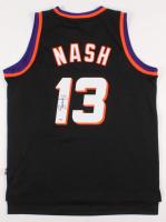 Steve Nash Signed Phoenix Suns Jersey (PSA Hologram)