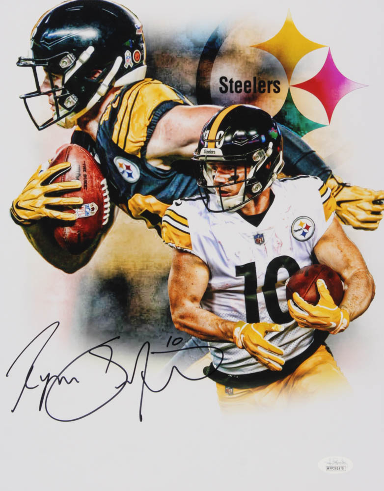 cd5445a832c Ryan Switzer Signed Pittsburgh Steelers 11x14 Photo (JSA COA) at  PristineAuction.com