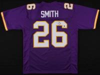 Robert Smith Signed Minnesota Vikings Jersey (Smith Hologram)