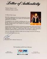Donald Trump Signed 8.5x11 Photo (PSA LOA) at PristineAuction.com