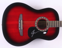 "Shawn Mendes Signed 38"" Rogue Acoustic Guitar (JSA COA) at PristineAuction.com"