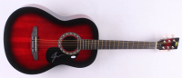 """Shawn Mendes Signed 38"""" Rogue Acoustic Guitar (JSA COA) at PristineAuction.com"""
