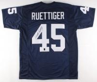 Rudy Ruettiger Signed Jersey (Ruettiger Hologram) at PristineAuction.com