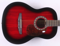 "Alanis Morissette Signed 38"" Rogue Acoustic Guitar (JSA COA) at PristineAuction.com"
