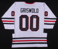 Chevy Chase Signed Jersey (Beckett COA & Chase Hologram) at PristineAuction.com