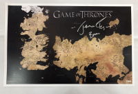 "Jerome Flynn Signed ""Game of Thrones"" 11x17 Photo Inscribed ""Bronn"" (Radtke COA) at PristineAuction.com"
