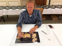 """Jerome Flynn Signed """"Game of Thrones"""" 11x17 Photo Inscribed """"Bronn"""" (Radtke COA) at PristineAuction.com"""
