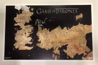 "Isaac Hempstead Signed ""Game of Thrones"" 11x17 Photo Inscribed ""Bran"" (Radtke COA) at PristineAuction.com"