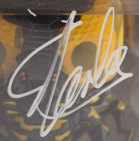 "Stan Lee Signed ""Yellow Jacket"" #86 Funko Pop Vinyl Figure (Radtke COA & Lee Hologram) at PristineAuction.com"