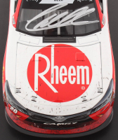 Christopher Bell Signed NASCAR #20 2018 Rheem Camry - Richmond Win - Raced Version - 1:24 Premium Action Diecast Car (PA COA) at PristineAuction.com
