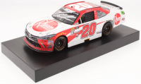 Christopher Bell Signed NASCAR #20 2018 Rheem Camry - Richmond Win - Raced Version - 1:24 Premium Action Diecast Car (PA COA)