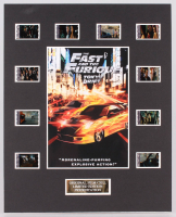 """""""Fast & Furious: Tokyo Drift"""" 8x10 Custom Matted Original Film Cell Display at PristineAuction.com"""