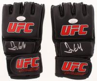 Frank Mir Signed Pair of (2) UFC Gloves (JSA COA)