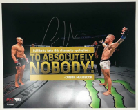 "Conor McGregor Signed UFC ""Apologize To No One!"" 16x20 Photo (Fanatics Hologram) at PristineAuction.com"
