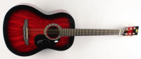 """Willie Nelson Signed 39"""" Acoustic Guitar (JSA COA) at PristineAuction.com"""
