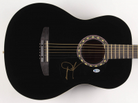 """Dwight Yoakam Signed 38"""" Rogue Acoustic Guitar (Beckett COA) at PristineAuction.com"""