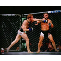 "Conor McGregor Signed ""UFC 189 Mendez KO"" 16x20 Photo (Fanatics Hologram) at PristineAuction.com"