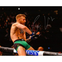 "Conor McGregor Signed UFC ""Making It Rain"" 16x20 Photo (Fanatics Hologram) at PristineAuction.com"