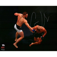 "Conor McGregor Signed ""UFC 205 Alvarez KO"" 16x20 Photo (Fanatics Hologram) at PristineAuction.com"