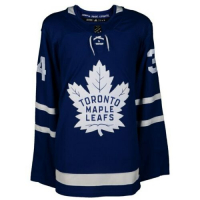 Auston Matthews Signed Maple Leafs Jersey (Fanatics Hologram) at PristineAuction.com