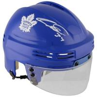 Auston Matthews Signed Toronto Maple Leafs Mini Helmet (Fanatics Hologram) at PristineAuction.com