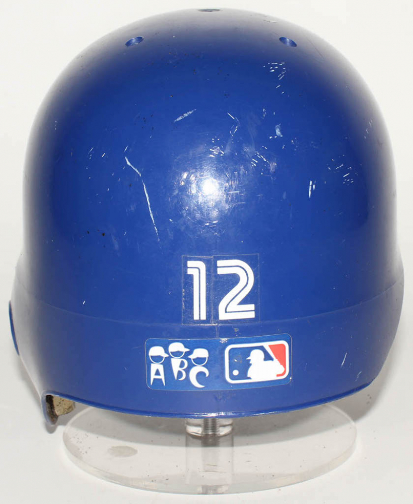 5878e4c6ba1e88 Roberto Alomar Signed Toronto Blue Jays Game-Used Full-Size Authentic On- Field