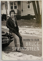 "Bruce Springsteen Signed ""Born To Run"" Hardcover Book (JSA LOA) at PristineAuction.com"