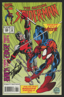 "Stan Lee Signed 1994 ""The Amazing Spiderman"" Issue #396 Marvel Comic Book (Lee COA) at PristineAuction.com"