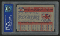1957 Topps #95 Mickey Mantle (PSA 8) (OC) at PristineAuction.com