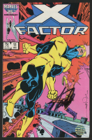 "Stan Lee Signed 1986 ""X-Factor"" Issue #11 Marvel Comic Book (Lee COA) at PristineAuction.com"
