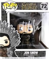"Kit Harington Signed ""Game of Thrones"" #72 Jon Snow Funko Pop! Figure (Radtke COA) at PristineAuction.com"