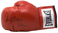 "Thomas ""Hitman"" Hearns Signed Everlast Boxing Glove (JSA COA)"