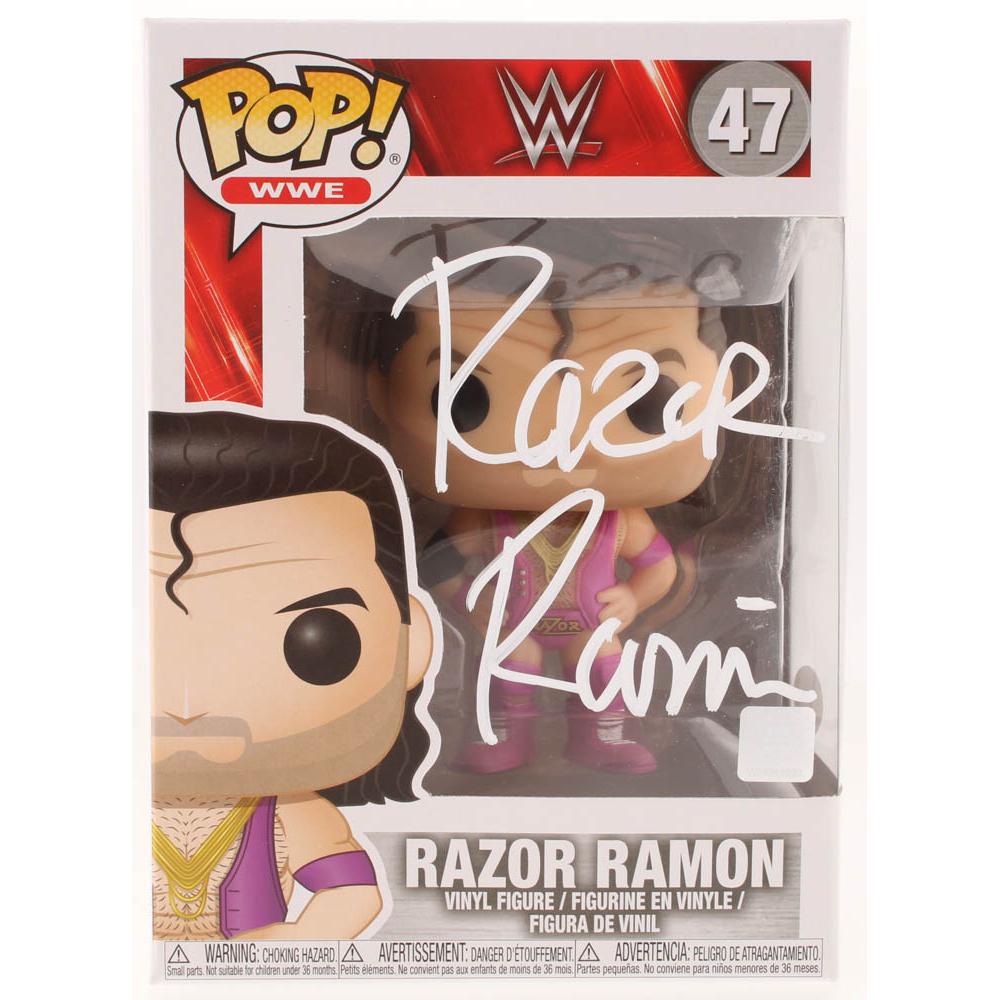 Razor RAMON-WWE Funko POP VINILE!