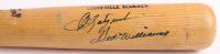 Ted Williams & Carl Yastrzemski Signed Louisville Slugger Powerized Baseball Bat (JSA ALOA)