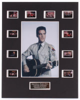 """""""G.I. Blues"""" LE 8x10 Custom Matted Original Film / Movie Cell Display at PristineAuction.com"""