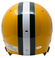 "Bart Starr Signed Green Bay Packers TK Full-Size Suspension Helmet Inscribed ""HOF 77"" (TriStar Hologram) at PristineAuction.com"