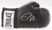 Roy Jones Jr. Signed Everlast Boxing Glove (Beckett COA)