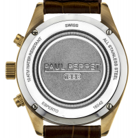 Paul Perret Esperto Men's Chronograph Watch at PristineAuction.com