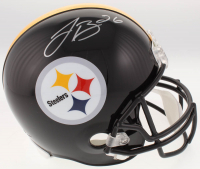 LeVeon Bell Signed Pittsburgh Steelers Full-Size Helmet (JSA COA) at PristineAuction.com