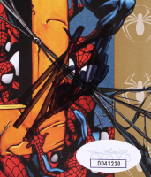 "Stan Lee Signed 2006 ""Ultimate Spider-Man"" Issue #100 Marvel Comic Book (JSA COA) at PristineAuction.com"